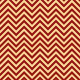 Red and yellow chevron pattern Royalty Free Stock Photo