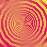 Red Yellow Circle Color Zoom In Royalty Free Stock Images