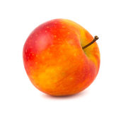 A red-yellow color apple Stock Images
