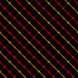 Red and Yellow Crossed Background Stock Photo