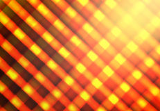 Red and yellow light background Royalty Free Stock Photography