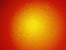 Red yellow orange background Stock Image