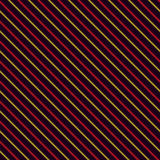 Red and Yellow Striped Background Royalty Free Stock Photography