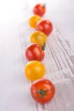 Red and yellow tomatoes Royalty Free Stock Photography