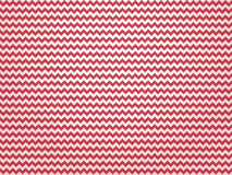 Red zig zag background Royalty Free Stock Image
