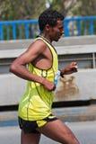 Reda Gobreslassie Tsegaye, campeão etíope Imagens de Stock Royalty Free