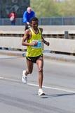 Reda Gobreslassie Tsegaye, campeón etíope Foto de archivo