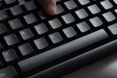 Redacte el ` NINGÚN ` del ` HAYIR del significado del ` en turco escrito en un teclado en fila imagen de archivo