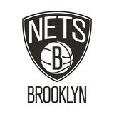Redactie - Brooklyn Nets NBA royalty-vrije illustratie