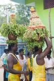 Redactie illustratief beeld Tempelfestival India royalty-vrije stock afbeelding