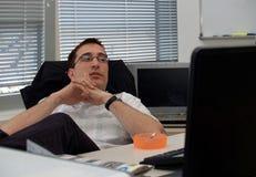Redactor jefe Imagen de archivo libre de regalías
