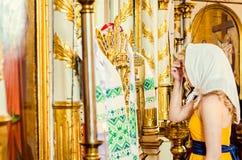 Redakcyjnego reportażu kopyto_szewski Lutsk stopnia dzwonkowa 11th szkoła średnia 14 30 05 15 Zdjęcia Stock