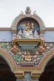 Redakcyjny illustrative wizerunek Świątynny India fotografia royalty free