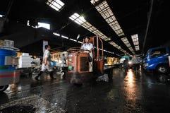 Redakcyjny Tokio Rybi rynek Obraz Royalty Free