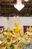 Redaktörs- bruk endast: Samutprakarn Thailand Oktober 19, 2016: Budd Royaltyfri Fotografi