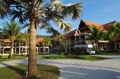 Redang海岛在马来西亚 免版税库存照片