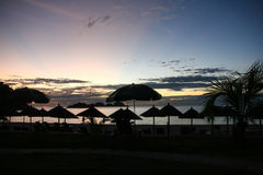 Redang de Pulau, Malaisie Photos stock