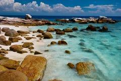 Redang Insel stockbilder