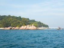 Redang-Insel stockbilder