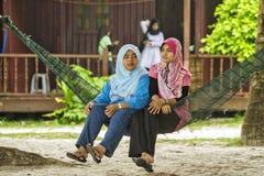 Malaysia Redang Island Pasir Panjang Stock Photo
