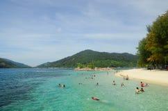 Redang Island Paradise Stock Photography