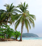 Redang island scenery Royalty Free Stock Images