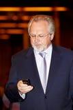 Redator-chefe do jornal Moskovsky Komsomolets Fotos de Stock Royalty Free