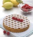 Redbarry Cake Stock Photos