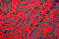 RedBlackRose Royalty Free Stock Photos