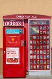 Redbox DVD wynajem kiosk Obrazy Royalty Free