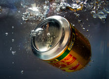 RedBull Photographie stock