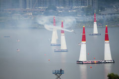 RedBull Air Race, Putrajaya Stock Photography