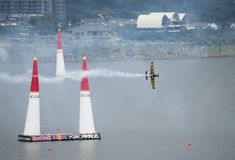 RedBull Air Race, Putrajaya Stock Photo
