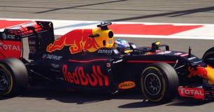 RedBull  Grand Prix F1 2016 Royalty Free Stock Photo