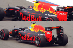 RedBull  Grand Prix F1 2016 Stock Images