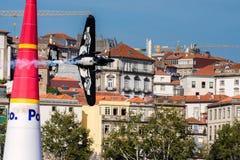 Redbull luftlopp Porto 2017 Royaltyfri Foto