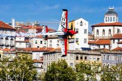Redbull luftlopp Porto 2017 Royaltyfri Bild