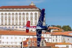 Redbull luftlopp Porto 2017 Arkivbilder