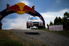 RedBull Rally Stock Photos