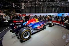Redbull Renault Formula 1 Stock Photo