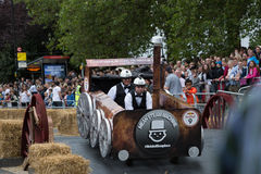Redbull Soapbox Race 2015 Stock Photo