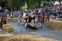 Redbull Soapbox Race 2015 Royalty Free Stock Photos