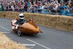 Redbull Soapbox Race 2015 Stock Images