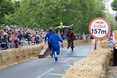 Redbull Soapbox Race 2015 Stock Image