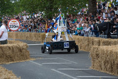 Redbull Soapbox Race 2015 Royalty Free Stock Photography