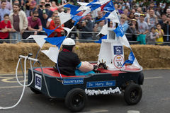 Redbull Soapbox Race 2015 Royalty Free Stock Image