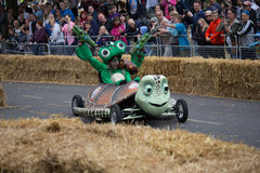 Redbull Soapbox Race 2015 Stock Photography