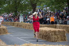 Redbull Soapbox Race 2015 Stock Photos