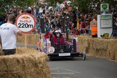Redbull Soapbox Race 2015 stock images