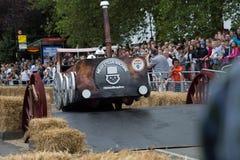Redbull-Soapbox-Rennen 2015 Stockfoto